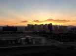Landing is Las Vegas